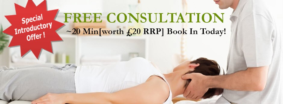Free Consultation - book in today!