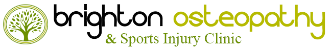 Brighton Osteopathy & Sports Injury Clinic Brighton Logo